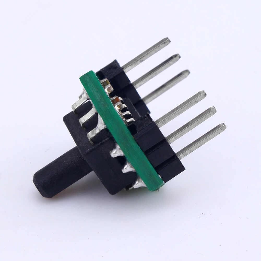 3 3V / 5V XGZP6867100KPG numeric type IIC pressure sensor module I2C output  0~100kPa XGZP6867 DIP Digital pressure transducer