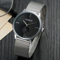 CHENXI Wristwatch 2017 Wrist Watch Men Watches Top Brand Luxury Famous Quartz Watch Male Clock Dress