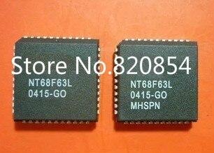 7 шт./лот NT68F63LG NT68F63L NT68F63 PLCC44