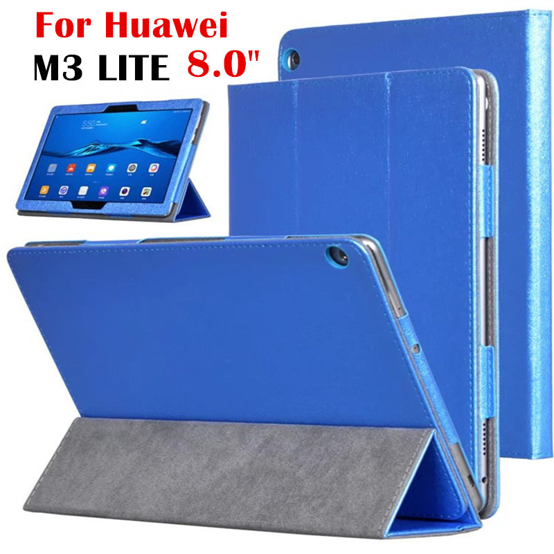 Floral & Silk Leather Case Flip cover for Huawei MediaPad M3 Lite 8.0 CPN-W09 CPN-AL00 8 tablet case protective shell skin for 2017 huawei mediapad m3 youth lite 8 cpn w09 cpn al00 8 tablet pu leather cover case free stylus free film