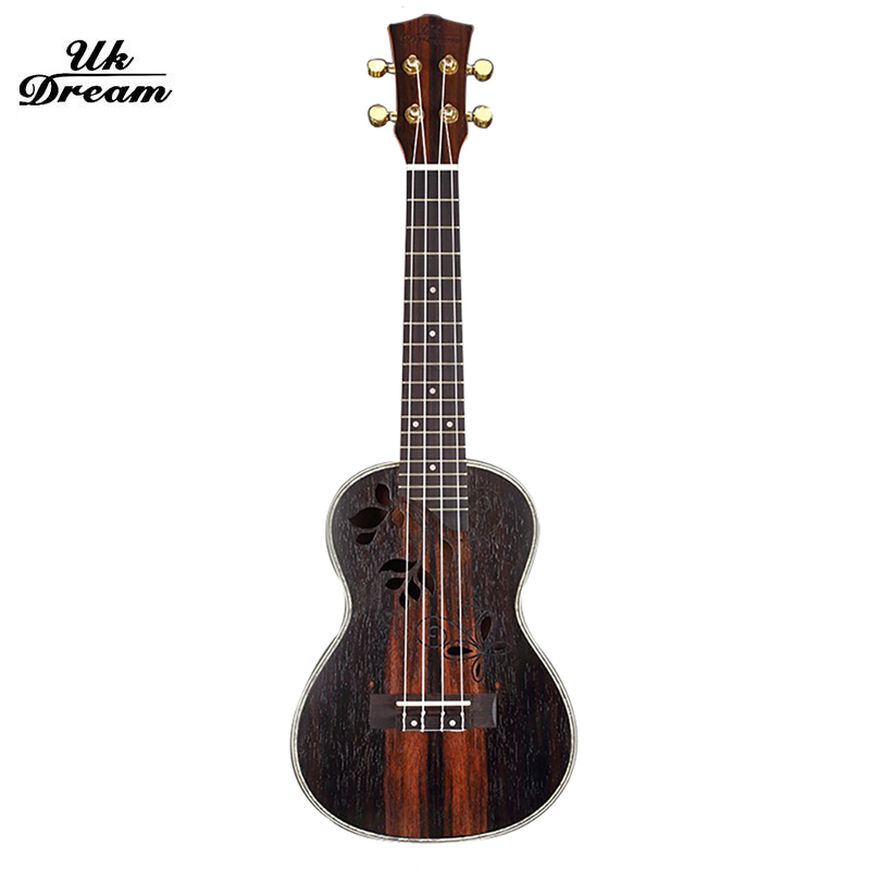 Mini Wood Guitar 23 inch Classical Instruments Spruce Okoume Rotary Closure ukulele 18 Frets Active Guitars guitarra UC-D95 dji phantom 4 pro body upper shell middle shell landing gear for phontom4 pro housing original accessories parts