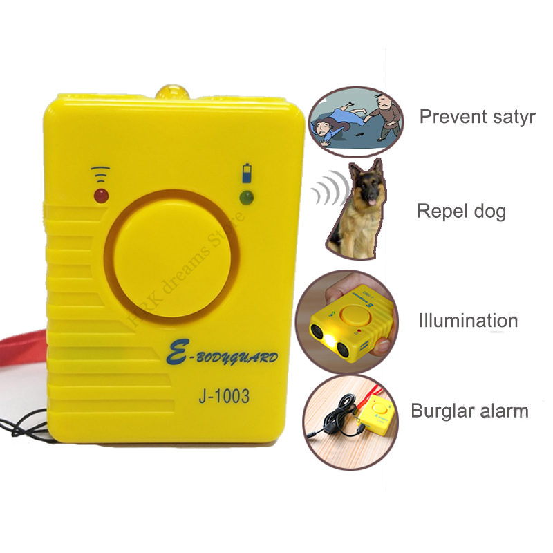 Pet Ultrasonic Dog Repeller With LED Light Training Device For Aggressive Dog Anti Barking Stop Bark Dog Repellents HRKS2