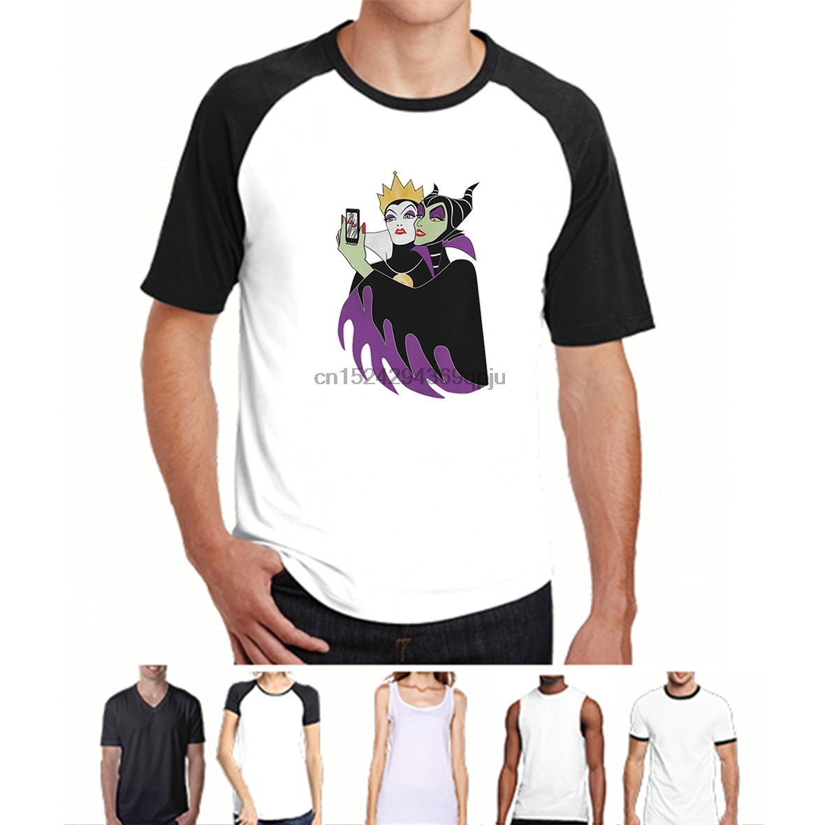 Us 12 99 Funny T Shirts Maleficent Villain Fashion Tshirt Men T Shirt In T Shirts From Men S Clothing On Aliexpress 11 11 Double 11 Singles Day