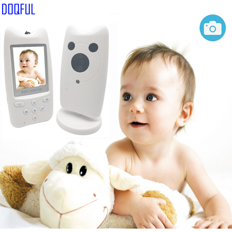New 2.4 inch Protable Baby Monitor ECO Digital Wireless Nanny Camera Intercom Temperature Monitoring Take Photo Lullabies New 2.4 inch Protable Baby Monitor ECO Digital Wireless Nanny Camera Intercom Temperature Monitoring Take Photo Lullabies