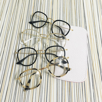 DRESSUUP Fashion Kids Pilot Eyeglasses Frame High Quality Baby Boys Girls Safe Reading Glasses Frames Optical Eyewear