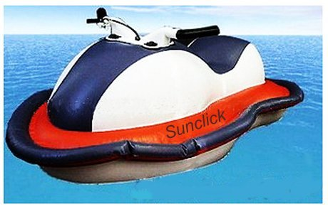 Inflatable PVC motor boat GS 1133, CE Mark, Inflatable water sport motor boat
