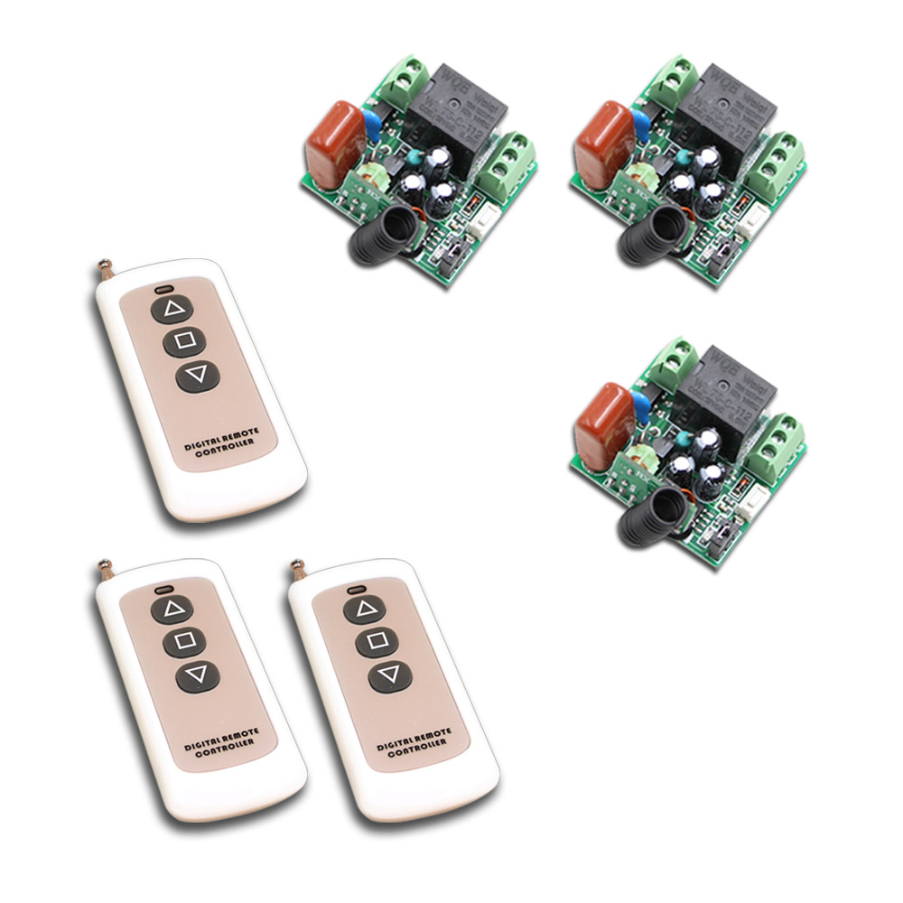 Smart Home Best Price Mini Receiver Transmitter 220V 1CH 10A RF Wireless Remote Control Switch System For Light Lamp good price wireless 1 channels 220v lamp remote control switch receiver transmitter used in household stairs corridor promotion