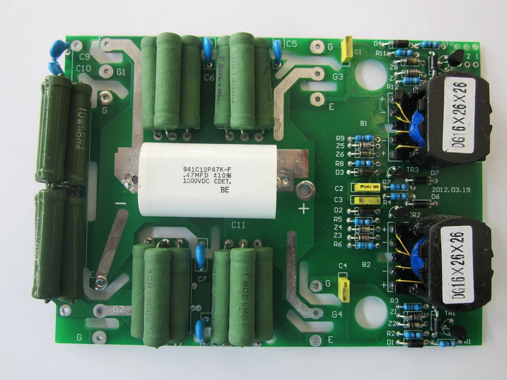 ZX7 один трубка с биполярным транзистором с изолированным затвором Drive доска Drive сварочный аппарат Управление доска