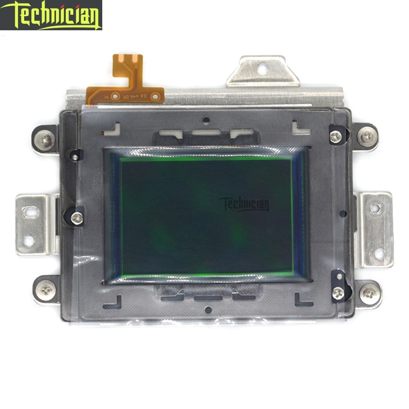 D810 Image Sensors CCD CMOS With Filter Glass Camera Replacement Parts For Nikon