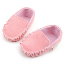 Boys Girls Shoes Fashion Soft Kids Loafers Children Flats Casual Boat Shoes Children's Wedding Moccasins Leather Shoes#p1(China)