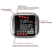 2016 Hot selling home use physical decvices reduce high blood pressure laser watch
