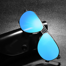 Poilt PC Polarized Sunglasses Men Sports Style Sun Glasses HD Driving Polaroid Lens Eyewear Male & Female