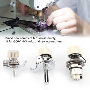 3PCS GC6-1 6-5 Industrial Sewing Machine Thread Tension Regulator Assembly Sew Machine Accessory no scratches(China)