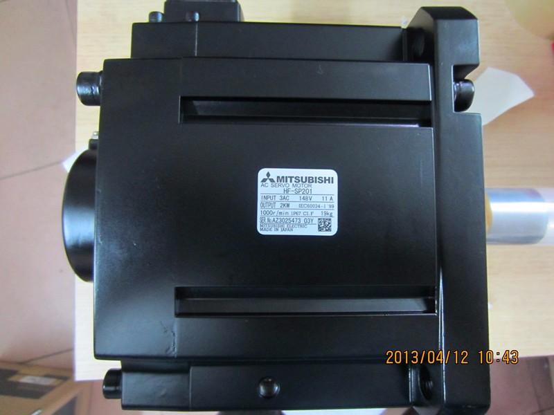 MITSUBISHI servo motor HF-SP201