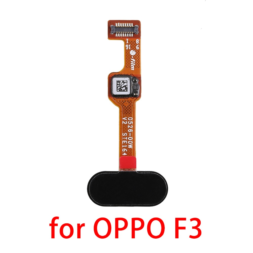 New for OPPO F3 Fingerprint Sensor Flex Cable for OPPO F3