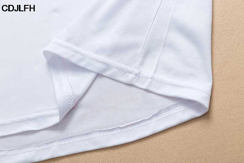 Korean Style Fashion T Shirt Harajuku Kawaii Crop Tops Tumblr Tees Riverdale Southside Serpents Jughead White Tshirt