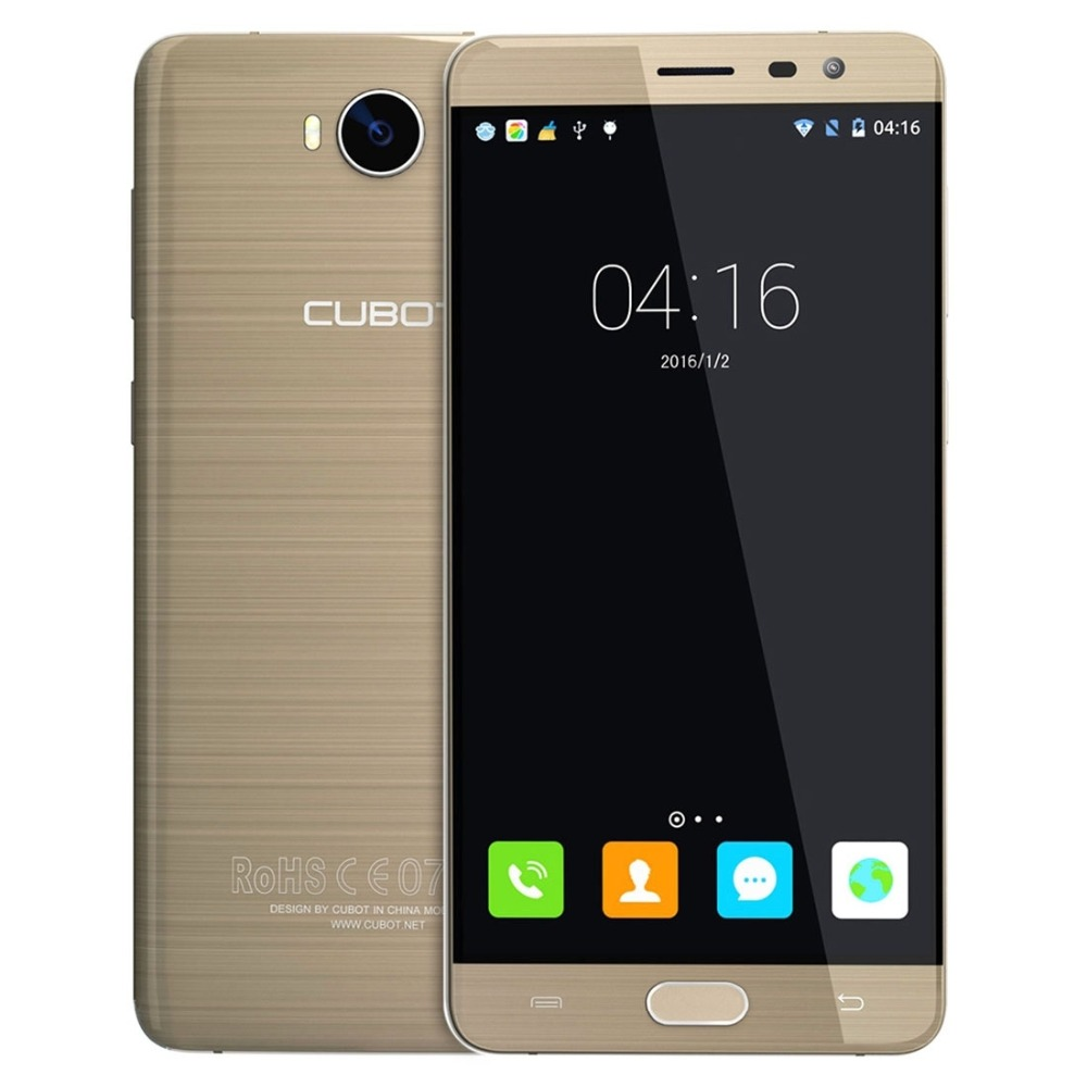 CHEETAH 2 Smartphone CUBOT MT6753 Octa Core Android 6.0 5.5 Pulgadas Teléfono Ce