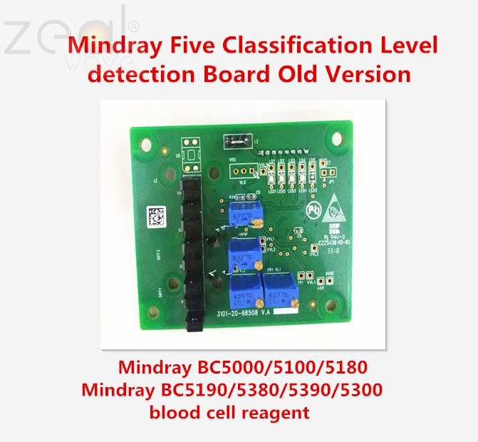 For Mindray BC5000 BC5100 BC5180 BC5190 BC5380 BC5390 BC5300 Blood Cell Reagent  Level Detection New Version And Old VersionFor Mindray BC5000 BC5100 BC5180 BC5190 BC5380 BC5390 BC5300 Blood Cell Reagent  Level Detection New Version And Old Version