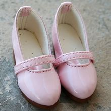 wamami 122 New Pink Cute 1 4 DZ MSD AOD BJD Dollfie Leather Shoes