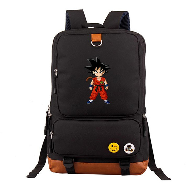 Dragon Ball Z Kid Goku 3D Backpacks