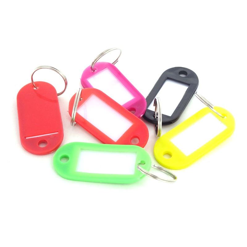 цветные пластиковые кольца