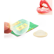 30pcs lot No Oil condoms Designed specifically for oral sex Ultra Thin Condom oral sex products