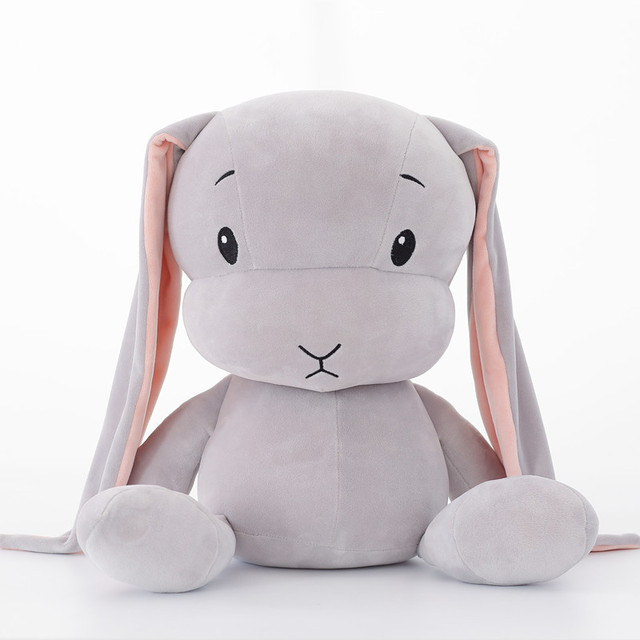 70CM 50CM 30CM Cute rabbit plush toys Bunny Stuffed &Plush Animal Baby Toys doll baby accompany sleep toy gifts For kids
