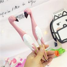 Розовая искусственная деревянная ручка для подписей рекламный
