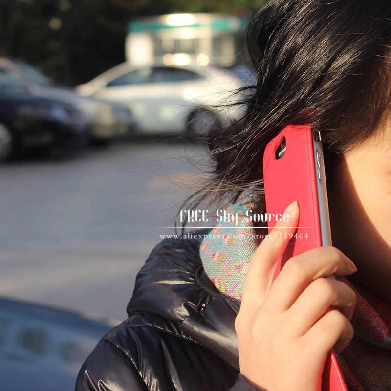 (Прозрачный) Fly IQ456 IQ458 IQ4410 чехол Кожаный чехол-портмоне с откидной крышкой С Откидывающейся Крышкой из зернистой чехол для телефона с узором Чехлы для мобильных телефонов сумка P006