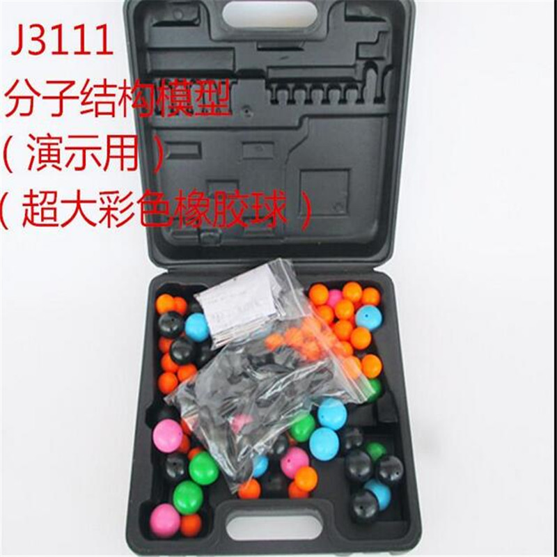 купить J3111 alloy 162pcs Scientific Inorganic Organic Chemistry Scientific Atom Molecular Models Links Kit Set