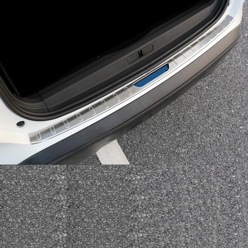 Trunk Rear Panels Foot Pedal automobile personalized car styling sticker strip protecter accessory accessories 16 FOR Citroen C5 car styling 5 meter reflective sticker automobile luminous strip car