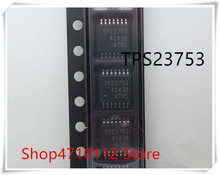 NEW 10PCS/LOT TPS23753PWR TPS23753 TP23753PWR TP23753 TSSOP-14 IC