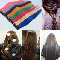 6D Hair Extensions Can Be Styled Salon Hair Braider 100G/lot