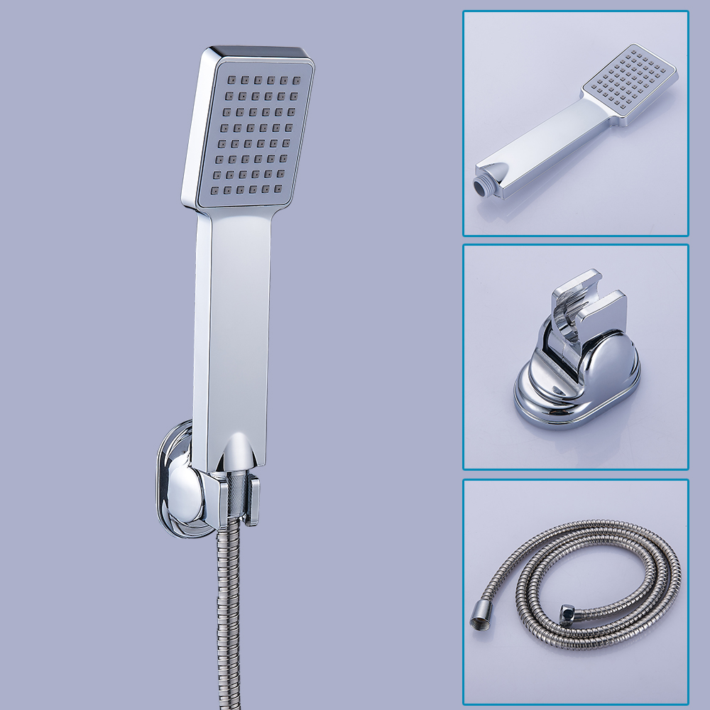 Bathroom Water Heater Shower Head Set Shower Bathroom Shower Head Abs Plastic Belt Switch Five Function Hand Shower Buy Cheap In An Online Store With Delivery Price Comparison Specifications Photos And Customer