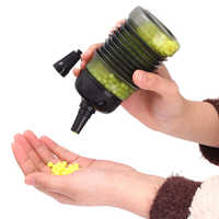 Airsoft 2300 Round Quick Speed BB Loader Bottle Tactical Hunting Wargame Softair BB Balls Paintball Accessories