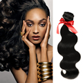EVET Brazilian Virgin Hair Body Wave Hair Weaving Extension 100g/pcs 100% Human Hair Wave Brazilian Hair Weave Bundles