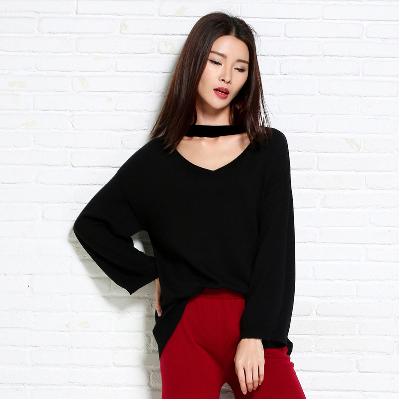 adohon 2018 Womens Winter Cashmere Pullover und Tante Mun Frauen - Damenbekleidung - Foto 2