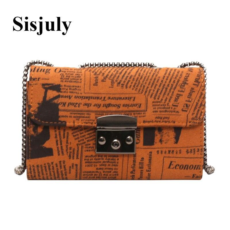 Sisjuly Fashion Flap Bags Women Handbags Designer Brand Women Leather Bags 2018 Female Shoulder Crossbody Bags Retro Sac A Dos 1