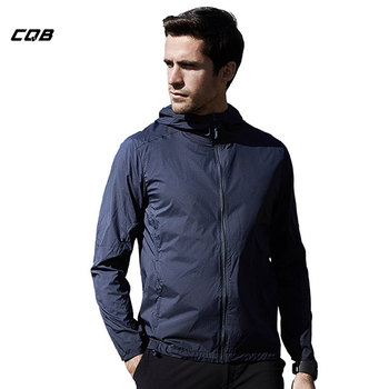 CQB Outdoor Sports Tactical Military Men's Jacket Sunscreen Water Repellent Camping Clothes Thin Breathable Coat for Hiking