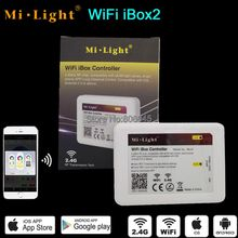 2.4G Wireless iBox2 Smart WiFi LED Controller Hub for all Mi.Light 2.4G LED Light Bulb Lamp Controller Support iOS Android APP