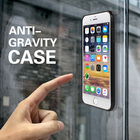 JAMULAR New Anti Gravity Cases For iPhone X 8 7 Plus Silicon Phone Cover for iPhone 6 6s Plus 5S SE 5 10 Anti-Gravity Coque Capa