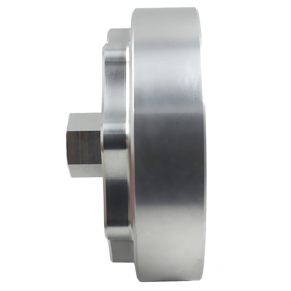 billet aluminum fuel filter housing cap 68065612aa for dodge ram2500,3500,4500,5500,  fit cummins 6 7l diesel engine 2010 2017-in fuel filters from
