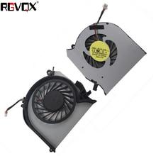 New Laptop Cooling Fan For HP pavilion DV6-7000 DV7-7000 series PN:MF60090V1-C430-G99 DFS481305MC0T MF75090V1-C100-S9A original cooling cpu heatsink with fan for hp dv6 7000 dv7 7000 series laptop notebook amd cpu radiator 682061 001