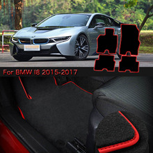 Rugs Carpet-Mat Floor Non-Slip Custom-Made BMW Nylon Soft for Heavy-Duty I8 High-Quality