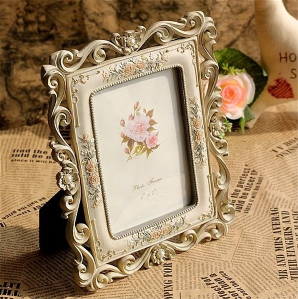floral wedding photo frames 5x7 picture frames table ornaments wedding decoration house decoration accessories wedding gift 5x7 picture frames frames 5x7photo frames 5x7 aliexpress floral wedding photo frames 5x7 picture