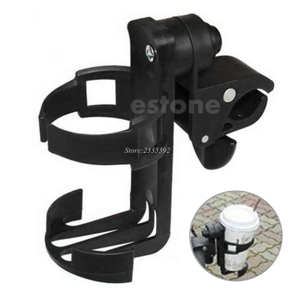 New Baby Stroller Parent Console Organizer Cup Holder Buggy Jogger Universal