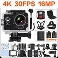 Ultra HD 4K Camera wifi Mini Camcorders 16MP 170 Go cam sj pro 4 K Camara deportiva 2inch 30M Waterproof Sport Camera free ship