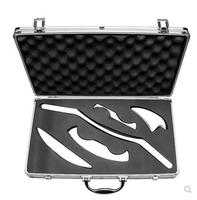 5pcs Stainless Steel Gua Sha Tool Fascia Healthcare Guasha Board Body Massage Tool Muscle relaxation