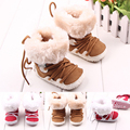 Winter baby shoes boot infants warm shoes wool for baby Toddler Girl BoyWool Snow Crib Shoes Winter Booties kid Snow Shoes YL246