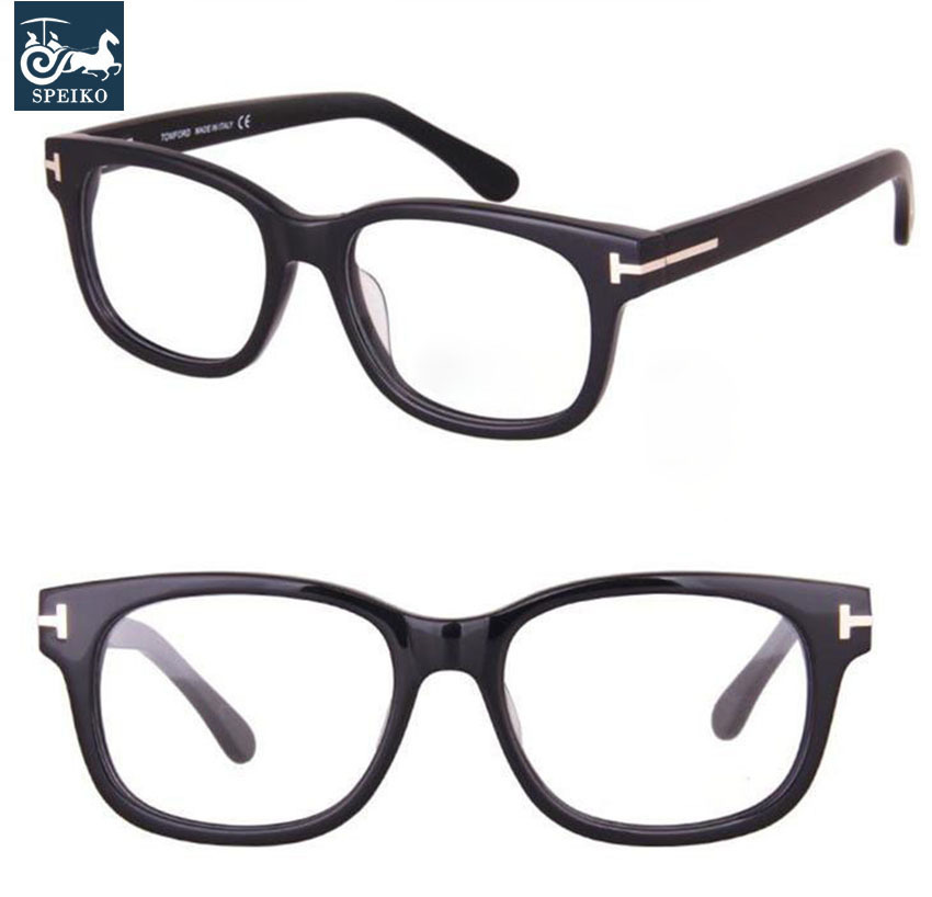 40c2d468001 Speike new fashion acetate glasses 5147 vintage square style frames for men  and women can be